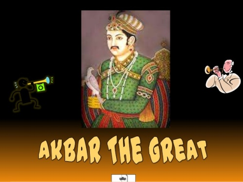 Akbar the Great King