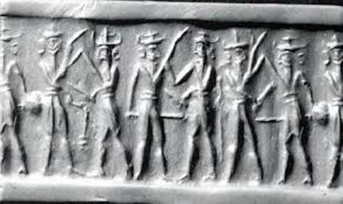 Akkadian Image