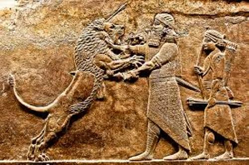 Akkadian Pictures