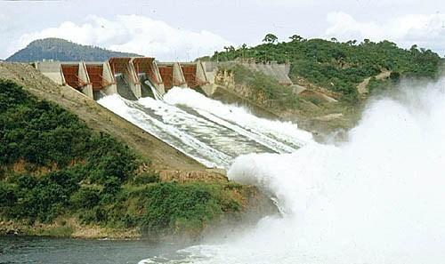Akosombo Dam Pic