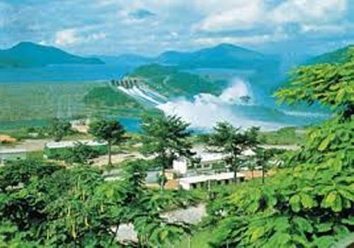 Akosombo Dam Image