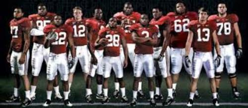 Alabama Football Images