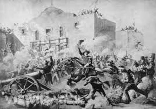 Alamo Battle