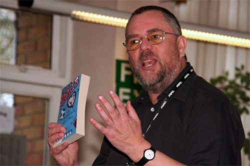 Alan Gibbons