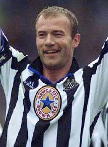 Alan Shearer Pic