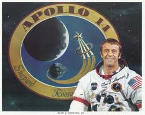 Alan Shepard Image