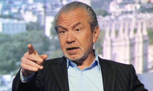 Alan Sugar Pictures