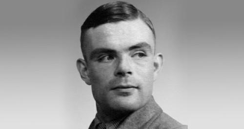 Alan Turing Images