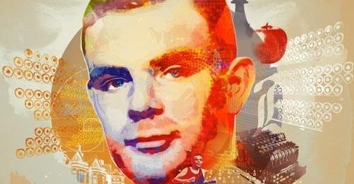 Alan Turing Pic