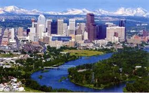 Alberta Skyline