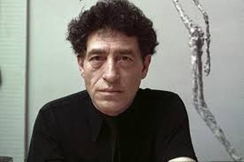Alberto Giacometti Facts