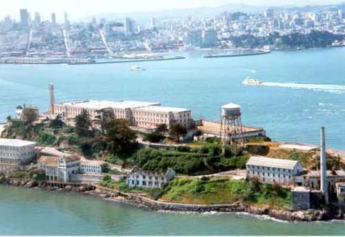 Alcatraz Island Pic