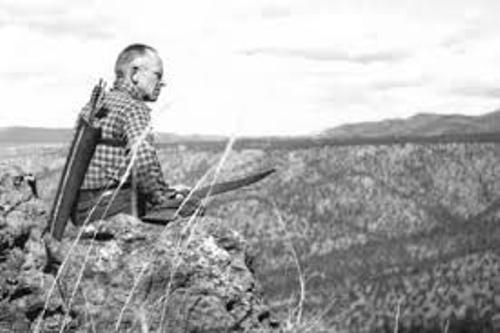 Aldo Leopold Image