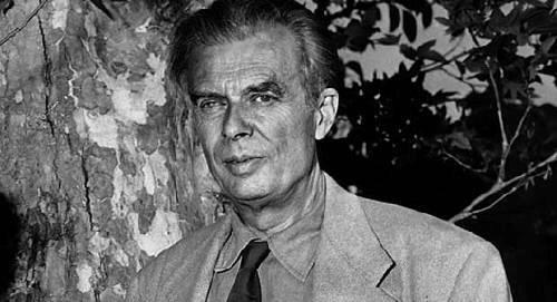 Aldous Huxley Pic