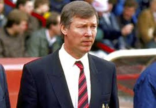 Alex Ferguson Young