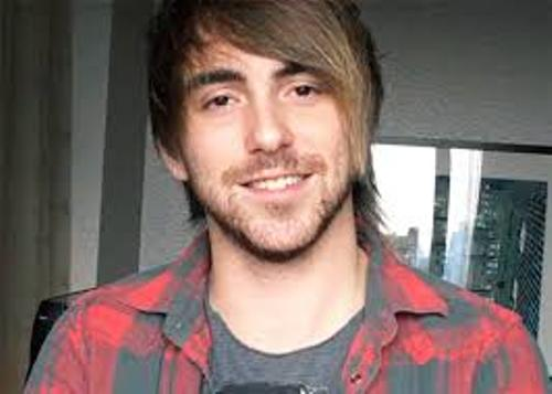 Alex Gaskarth Image