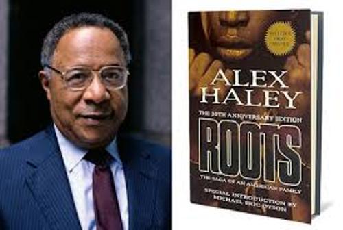 Alex Haley Book