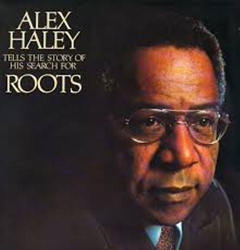 Alex Haley Image