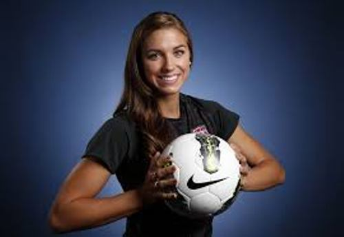 Alex Morgan Facts