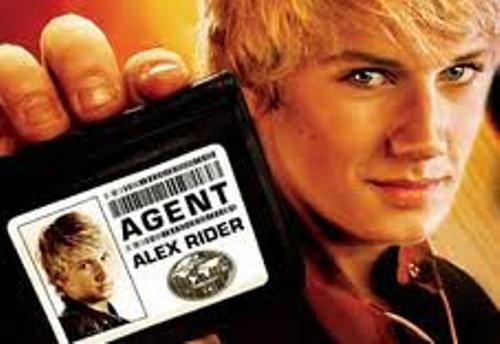 Alex Rider Agent