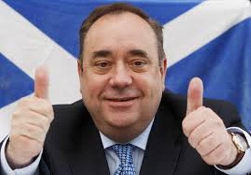 Alex Salmond Facts