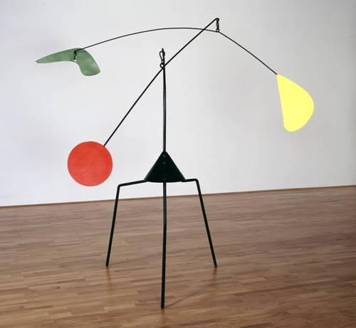 Alexander Calder Facts