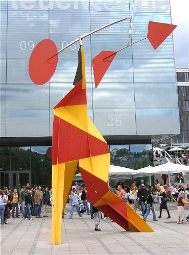 Alexander Calder Public Place