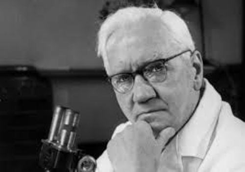 Alexander Fleming Images