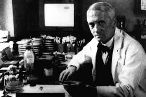 Alexander Fleming Scientist