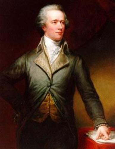 Alexander Hamilton Pic