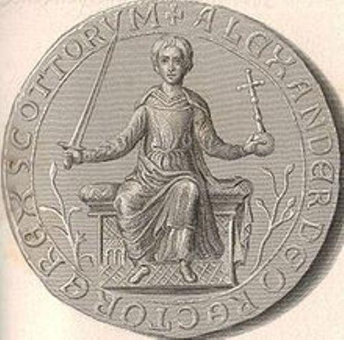 Alexander II Coin