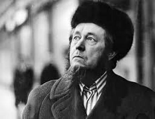 Alexander Solzhenitsyn Photo