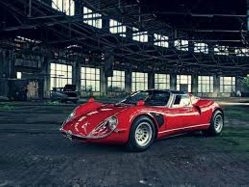 Alfa Romeo Automobile