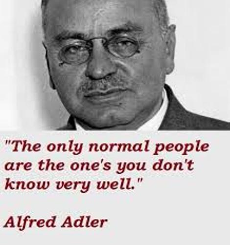 an examination of alfred adlers theory of personality Adler's theory, like that of freud produced many concepts that do not easily lend themselves to either verification or falsification for example, although research has consistently shown a relationship between early childhood recollections and a person's present style of life (clark, 2002), these results do not verify adler's notion that present style of life shapes one's early recollections.