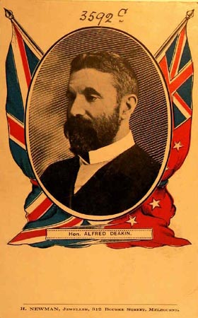 Alfred Deakin Pictures