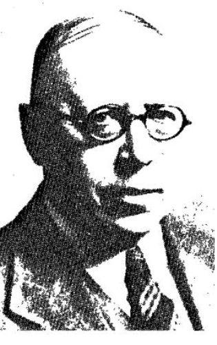 Alfred Noyes Image