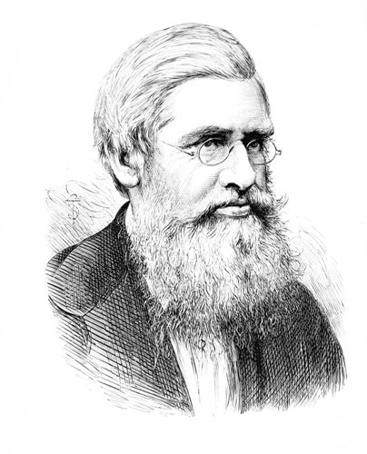 Alfred Russel Wallace Image