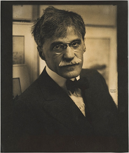 Alfred Stieglitz Facts