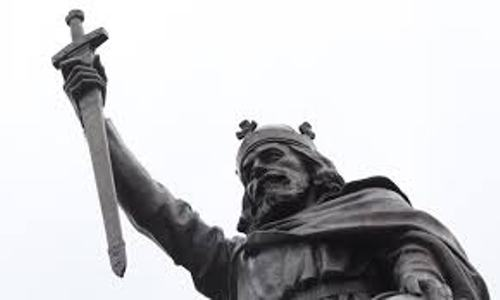 Alfred the Great Image