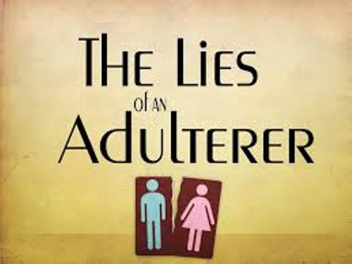 Facts about Adultery