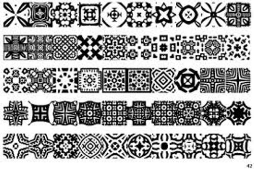 Facts about African Patterns