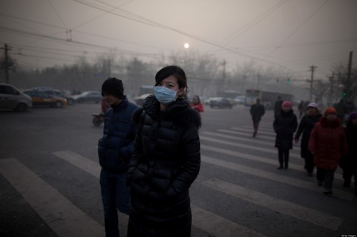 Facts about Air Pollution in China