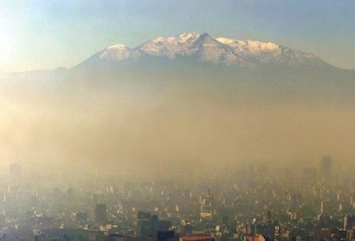 Facts about Air Pollution in Mexico City