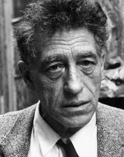 Facts about Alberto Giacometti