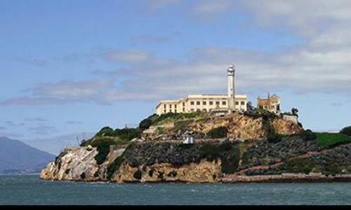 Facts about  Alcatraz Island