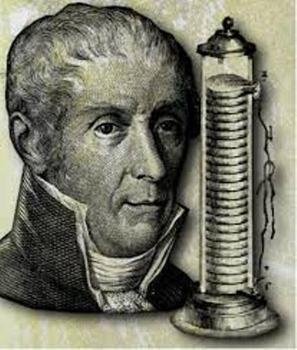 Facts about Alessandro Volta