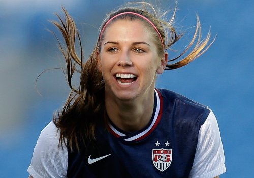Facts about Alex Morgan