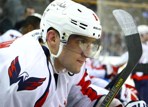 Facts about Alex Ovechkin