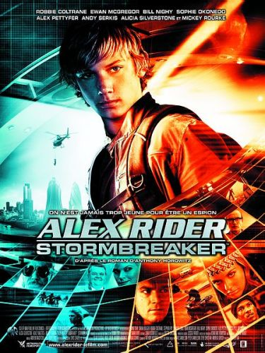 Facts about Alex Rider