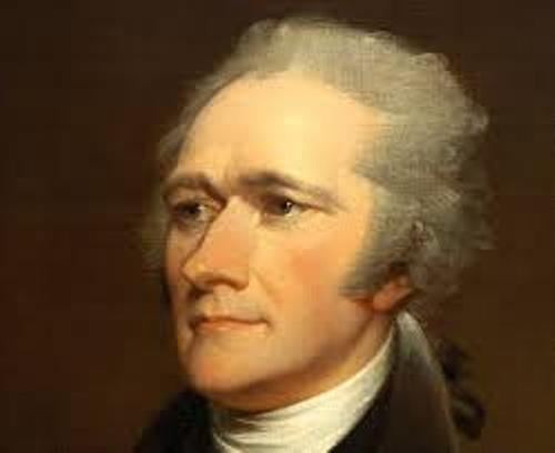 Facts about Alexander Hamilton